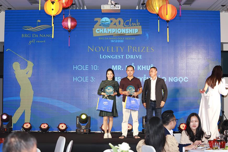 Novelty prize
